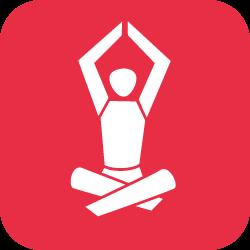 Yoga und Gymnastik